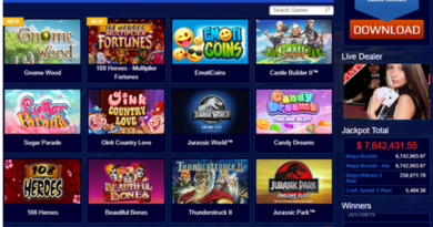 All Slots Casino Canada- Games to play
