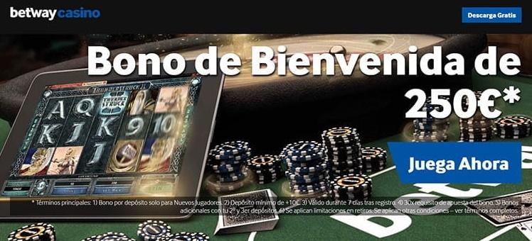 Bonos y promociones de los casinos online de España