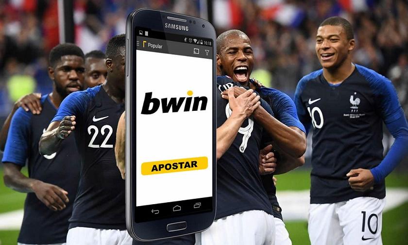 Bwin apuestas deportivas en España