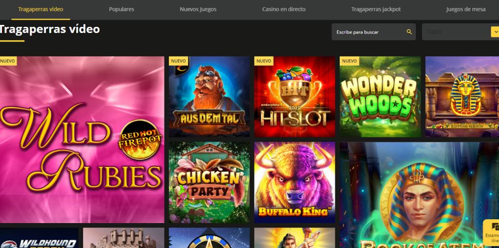 Casino Online de betObet