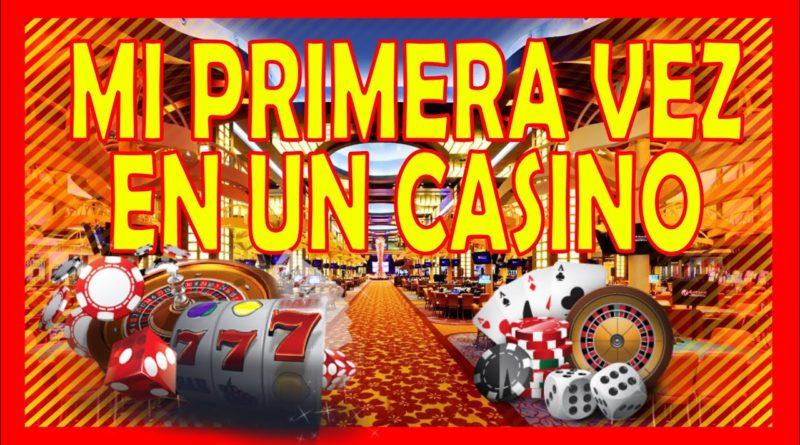 Ir al casino por primera vez