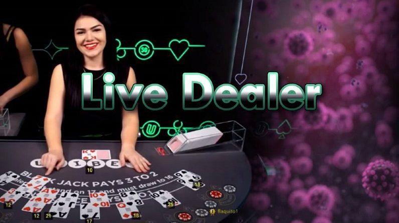 Casinos con Crupier en Directo