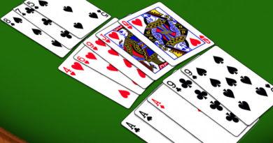 Combinaciones del poker
