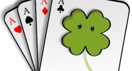 El poker y la suerte