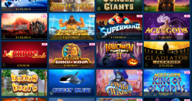 Europa Casino- Games