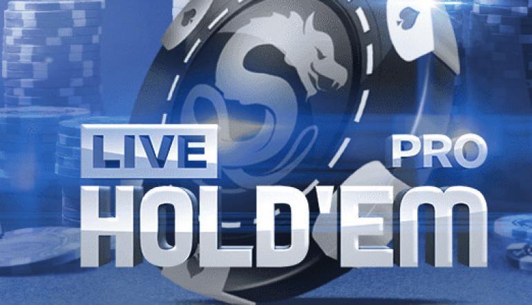 Live holdem Pro Poker - aplicación para apostar al poker