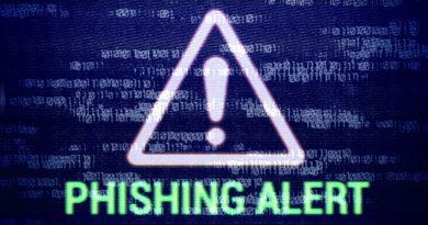 Phishing Alert Espana