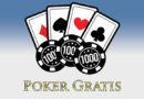 Póker texas hold em Gratis