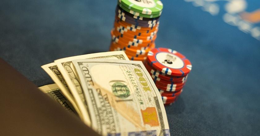 Retirar dinero del Poker es de mala suerte