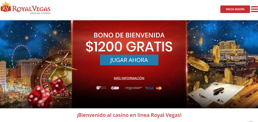 Royal Vegas para Póker jugar Texas Hold em