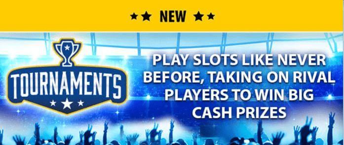 Slots tourneys