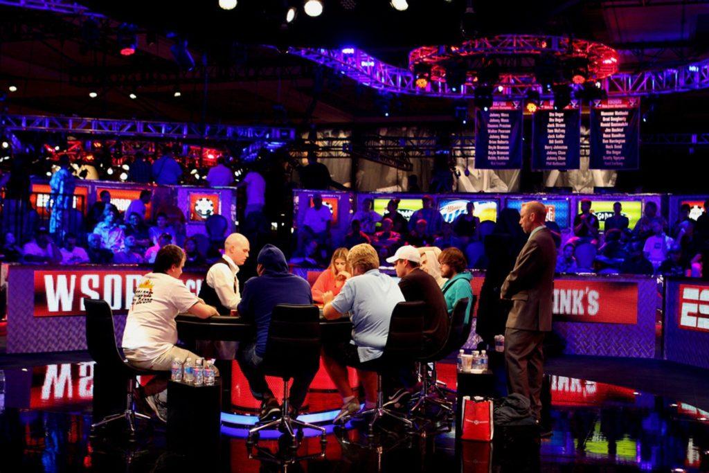 Torneos de póker en Las vegas