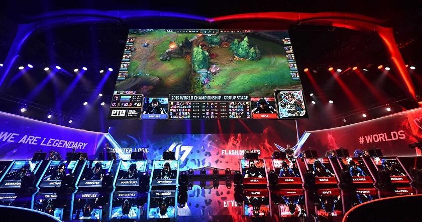 Torneos de videojuegos España 2021