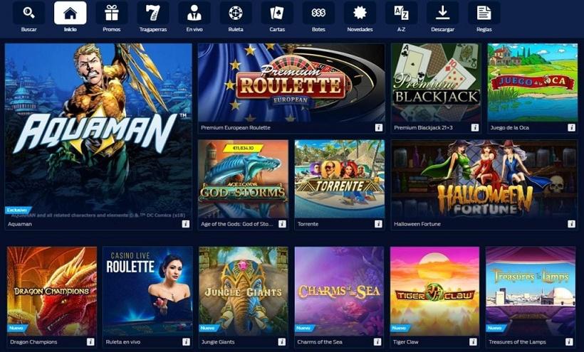 William Hill Casino Online en España con Variedad de Juegos y Bonos