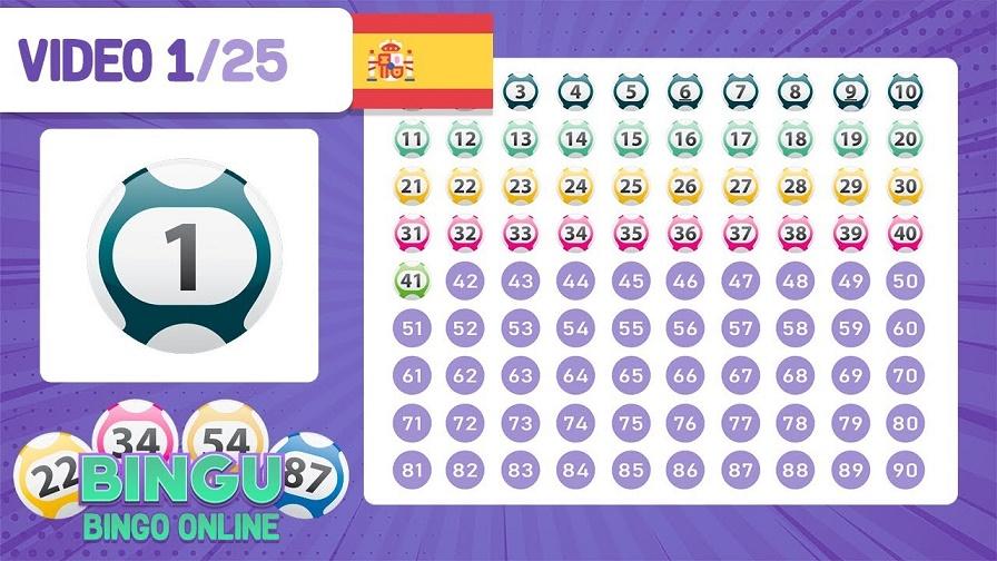 Pasos para Usar el Bolillero Bingo en   España