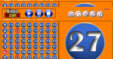 Bolillero Bingo Online Gratis