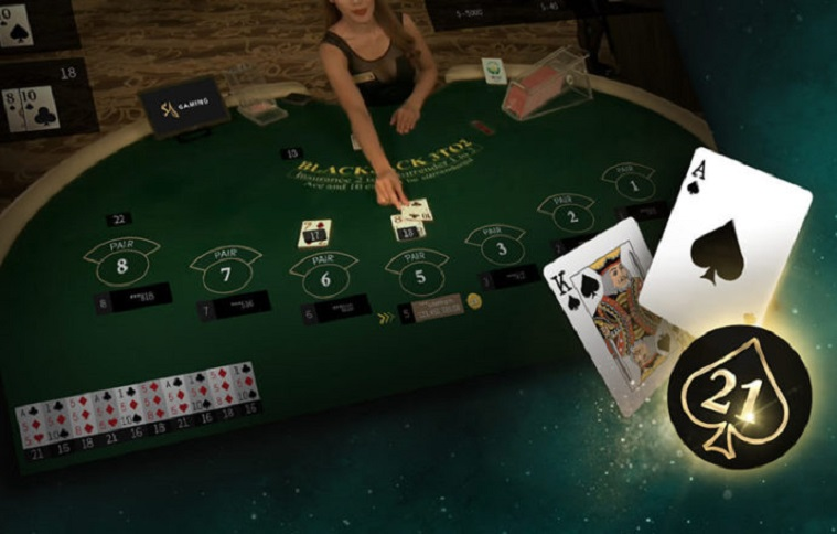 Blackjack Online España