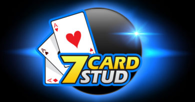 poker seven stud card