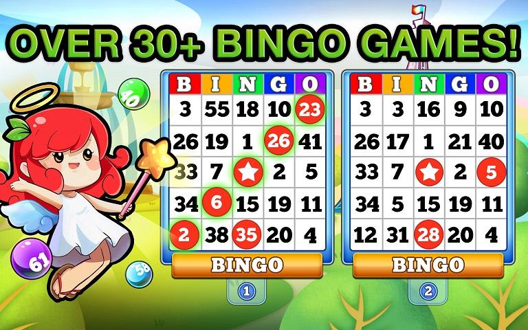 Características de Bingo Holiday España