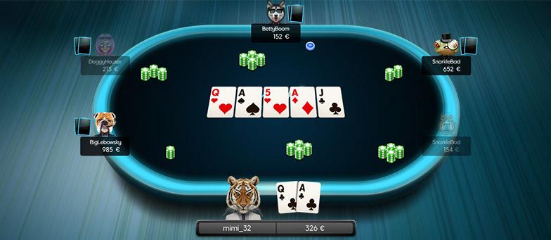 Póker Online España